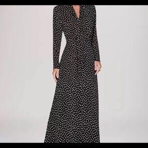 Alicha BCBG Maxi dress